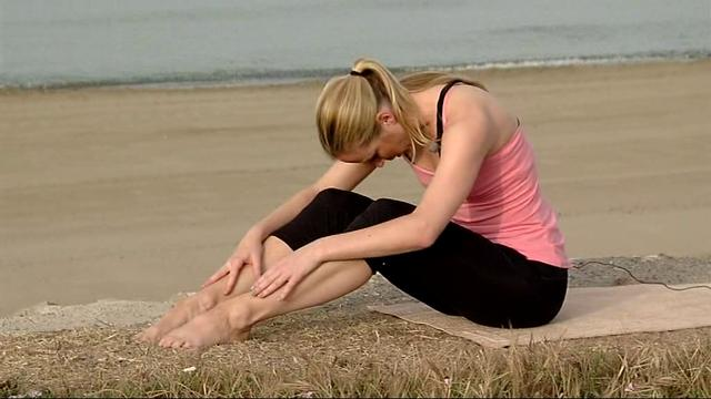 Pilates Beach Basic