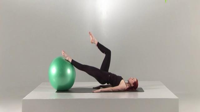 Pilates med ball – Nivå 1