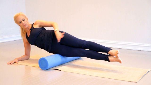 Slim legs & strong core