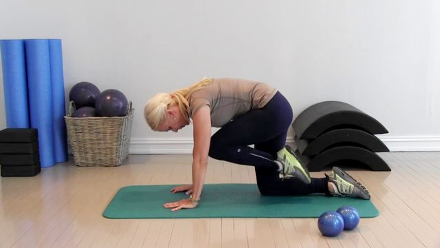Feel good on a workday – toning ball