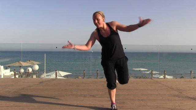 Dance your socks off – Zumbadancing l