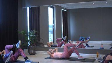 Bodysculpting - herlig ferietrening for hele kroppen