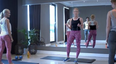 Bodysculpting i sal - trening for hele kroppen