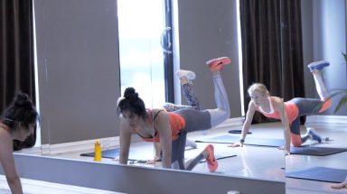 Bodysculpting - deilig sommertrening for hele kroppen