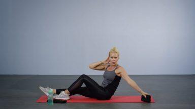 Trening for sterkere magemuskler