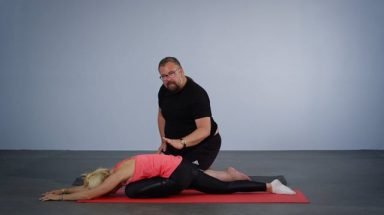 Pilates trening for setet